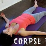Most Important Yoga Poses Savasana In English Picture