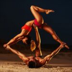 Most Important Yoga Poses Shoulder Stand Acro Picture