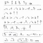Most Important Yoga Poses Stick Figures Photo