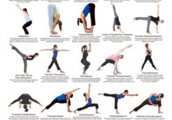 must know advanced yoga poses chart pictures
