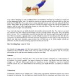 Must Know Yoga Asanas Benefits Picture