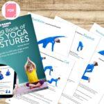 Must Know Yoga Asanas Book Image