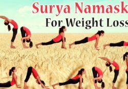must know yoga asanas surya namaskar image