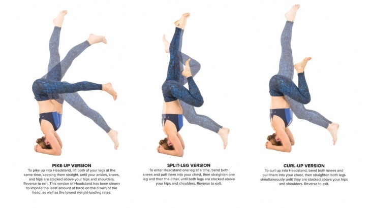 must know yoga headstand how to do image