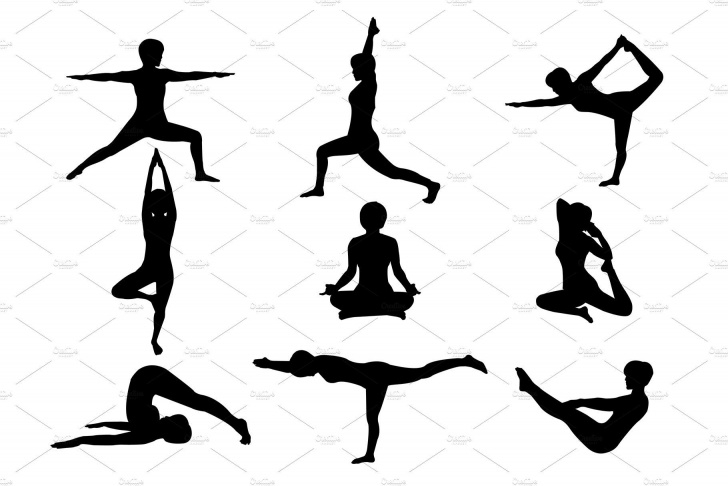 must know yoga poses graphic picture