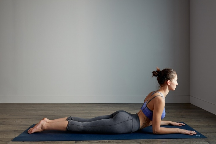 must know yoga poses relaxing picture