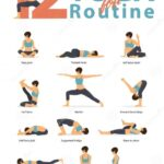 Must Know Yoga Poses Routine Picture