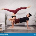 Must Know Yoga Poses Shoulder Stand Acro Image