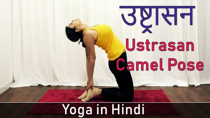 must know yoga poses ustrasana benefits in hindi images