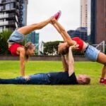 Popular 3 Person Yoga Poses Beginner Images