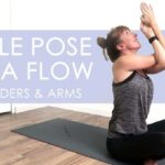 Popular Eagle Pose Sequence Picture