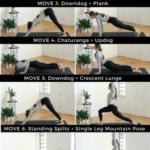 Popular Easy Yoga Flow Sequence Photos