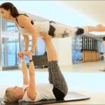 Popular Yoga Moves With A Partner Images
