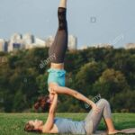 Popular Yoga Poses Shoulder Stand Acro Pictures
