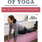Popular Yoga Poses Sun Salutation Adriene Images