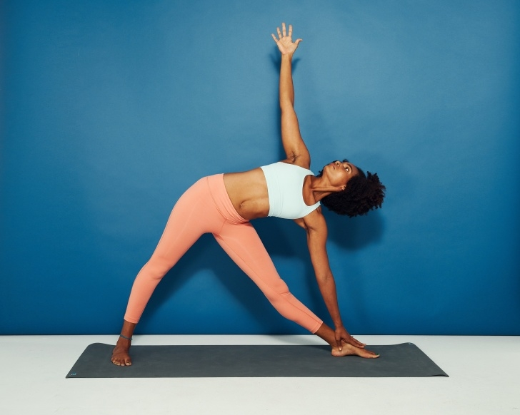 popular yoga positions for beginners photo