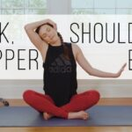 Popular Yoga Stretches Neck Photos