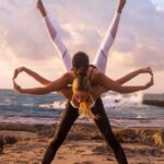 Simple Bff 2 Person Yoga Poses Images