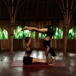 Simple Cool Two Person Yoga Poses Photos