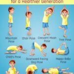 Simple Easy Yoga Asanas For Kids Photo