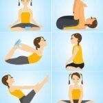 Simple Easy Yoga Asanas For Kids Photos