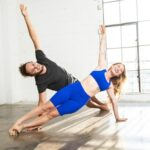 Simple Easy Yoga Poses For Two People Picture