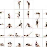 Simple Poses Of Bikram Yoga Photos