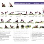 Simple Yoga For Digestion Flow Picture