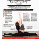 Simple Yoga Poses Benefits Of Hanumanasana Photos