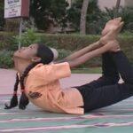 Simple Yoga Poses Dhanurasana Benefits In Tamil Photos