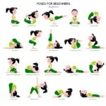 Simple Yoga Poses For Beginners Printable Photos