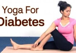 simple yoga poses for diabetes picture