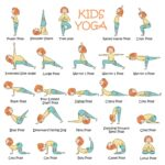 Simple Yoga Poses For Kids With Names Photos