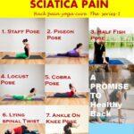 Simple Yoga Poses For Sciatica Photos
