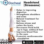 Simple Yoga Poses Headstand Health Benefits Picture