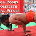 Simple Yoga Poses Ramdev Image