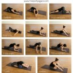 Simple Yoga Poses Yin Picture