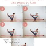 Simple Yoga Sequence Core Images