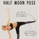 Top Benefits Of Half Moon Pose Photo