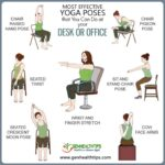 Top Chair Yoga Poses For Seniors Photo