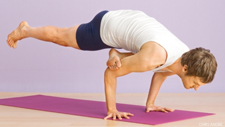 top flying pigeon pose yoga images