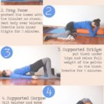 Top Restorative Yoga Poses With Bolster Picture