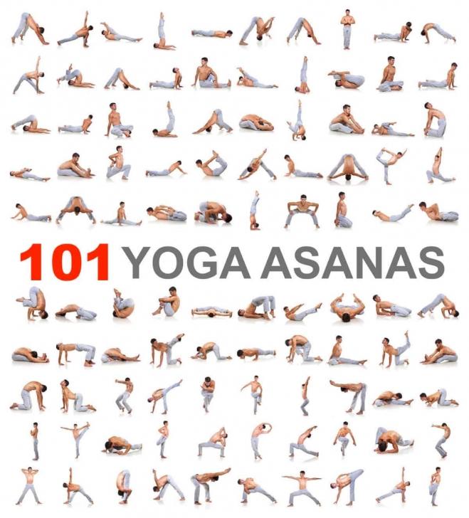 top yoga poses asana photos