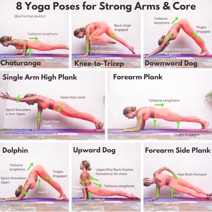 top yoga poses for upper body strength picture