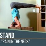 Top Yoga Poses Headstand Neck Injury Treatment Image