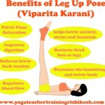 Top Yoga Poses Legs Up The Wall Weight Loss Image