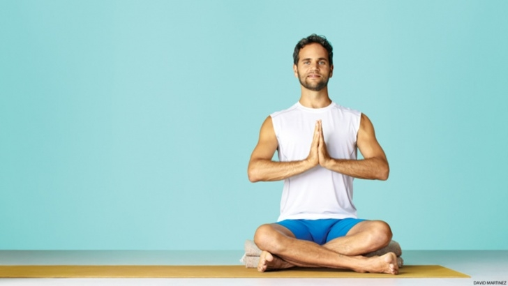 top yoga poses meditation image