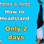 Top Yoga Poses Sirsasana Kaise Kare Photo