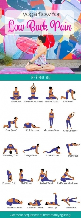 top yoga sequence for back pain pictures
