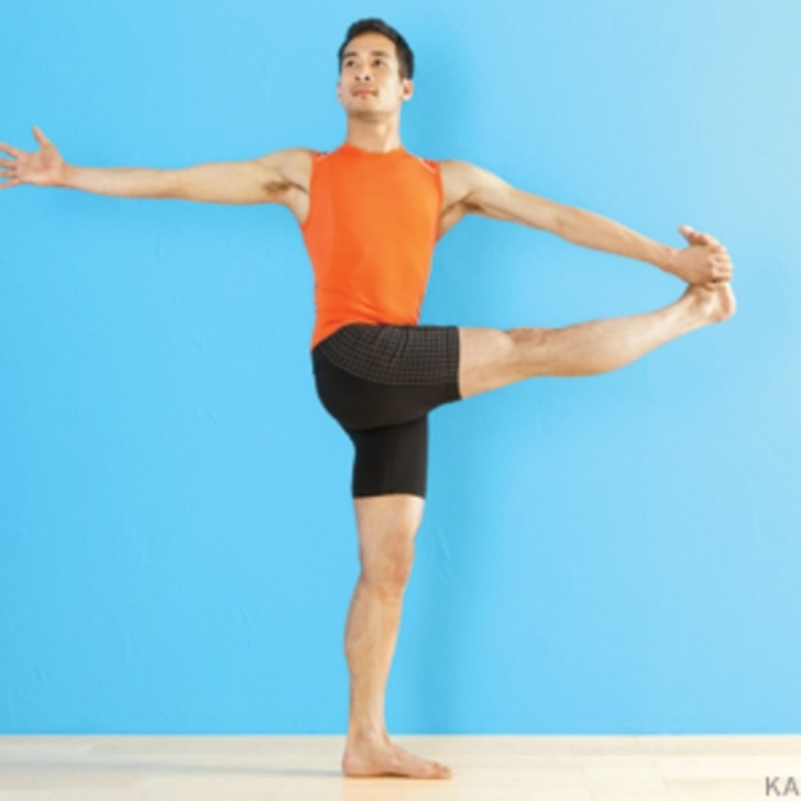 top yoga standing twist poses picture